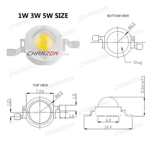 small resolution of high power led chip uv led 395nm light 3w 5w 10w 20w 30w 50w 100w ultraviolet