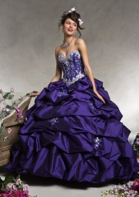 New Arrival Blue Quinceanera Dresses Masquerade Ball Gowns ...