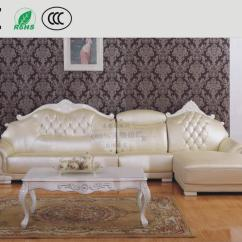 L Shaped Sofas For Cheap Sofa Covers Online Bangalore Cowhide Leather Continental Thick