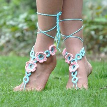 Feet Toe Rings and Anklets Beach