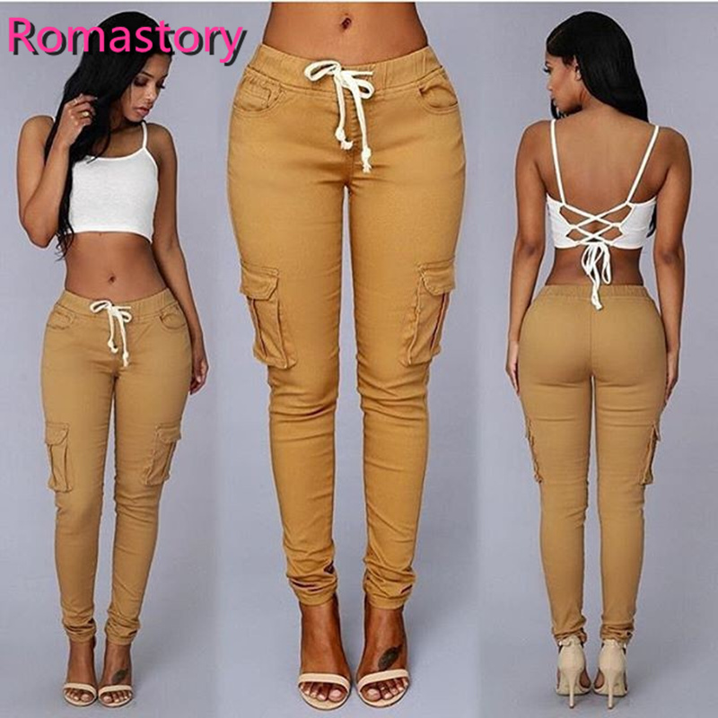 f331a4f539c2 ... 2016 Hot lady bags casual pants explosion models Europe and America  wild pants women casual pants