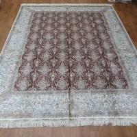 Size 8x10ft Oriental Carpets 100%Handmade Persian Silk ...
