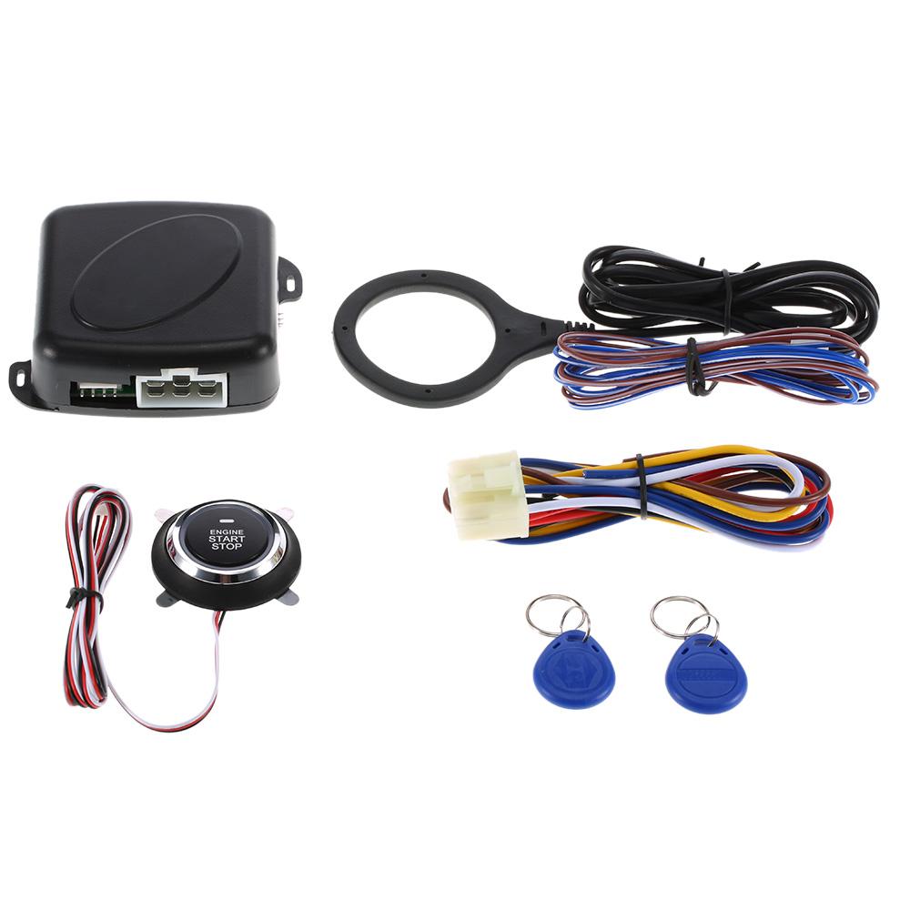 Auto Motor Start Stop Push Button/RFID Auto Motor Starline Lock ...