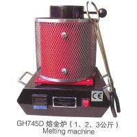 3KG Jewelry Melting Furnace Kiln Machine 110V/220V ...
