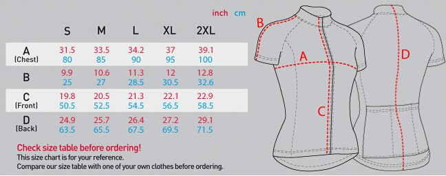 27603fa11 2016 New Women s Cycling Jersey Bike Bicycle Comfortable short Sleeve  Outdoor Shirts Jacket Top Coat colorful
