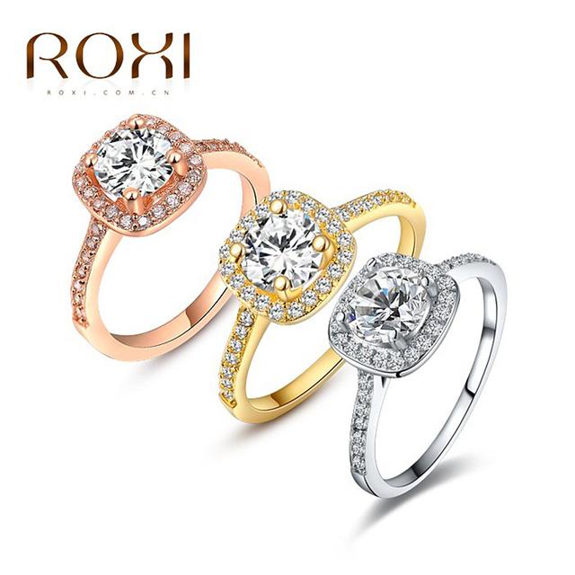 Rose Gold Rings Pandora