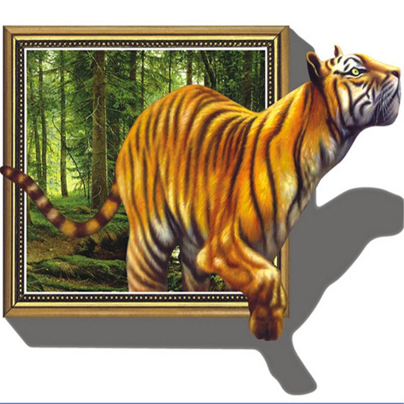 Tiger Home Decor