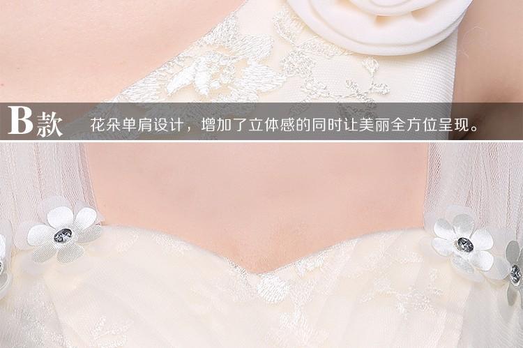 ∞Moitié manches de mariée robes blanc sans manches en option robe ... 28af65a1735