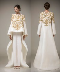 Aliexpress.com : Buy New Designer Gold Embroidery Evening ...