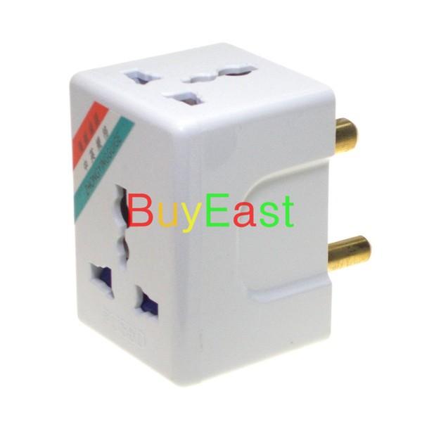 ヾ(^▽^)ノ5 X Big South Africa Electrical Adapter Type M 8.7mm 3 ...