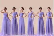 customized size color lavender