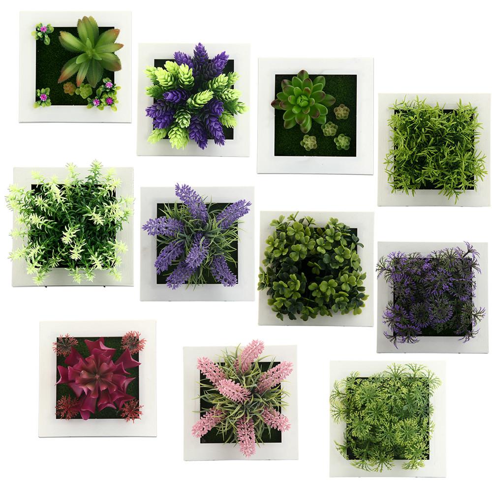Plastikten ev dekorasyonu için çiçek yapımı