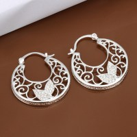 fine 925 sterling silver earrings 925 sterling silver