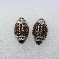 Popular Clear Stud Earrings for Sports-Buy Cheap Clear ...