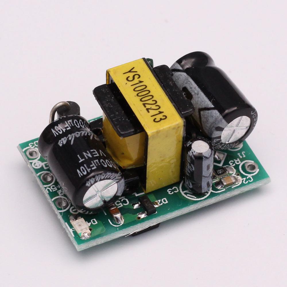 5pcs Diy Mobile Power Supply Circuit Board 3v Raise 5v Booster Circuit