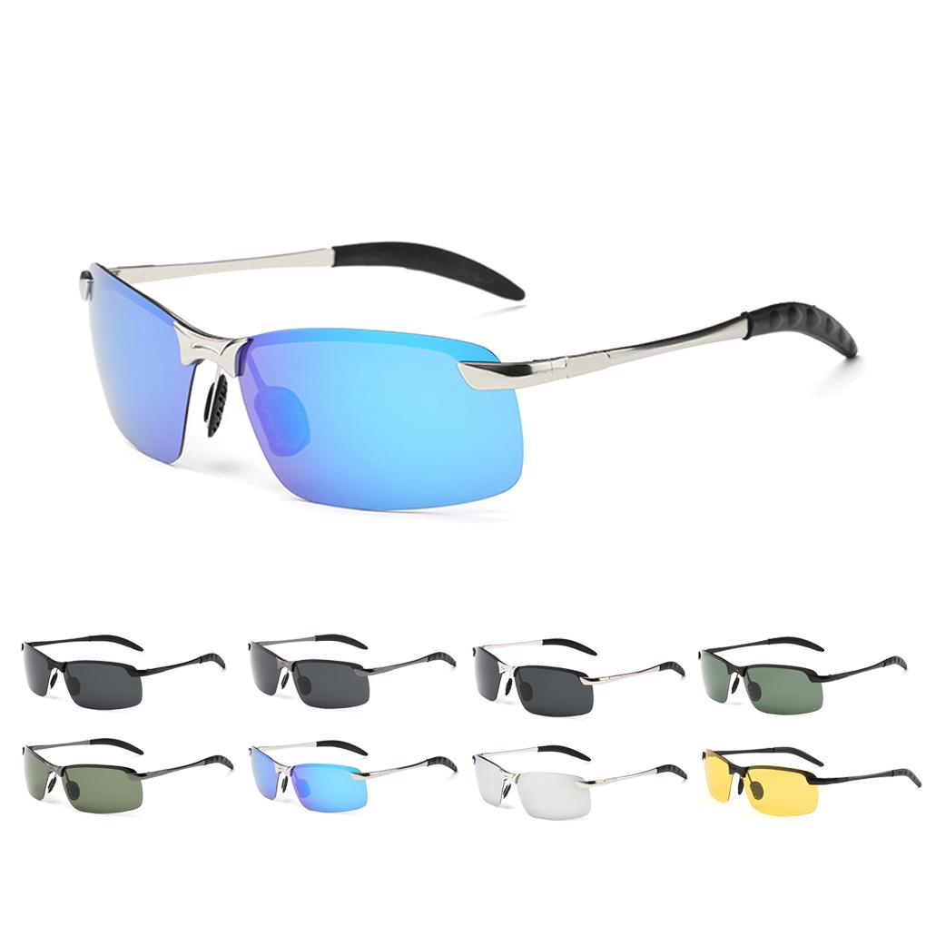 ᗖHot Estilo Casual óculos de Sol Revestimento de Espelho Óculos de ... 9203cc5838