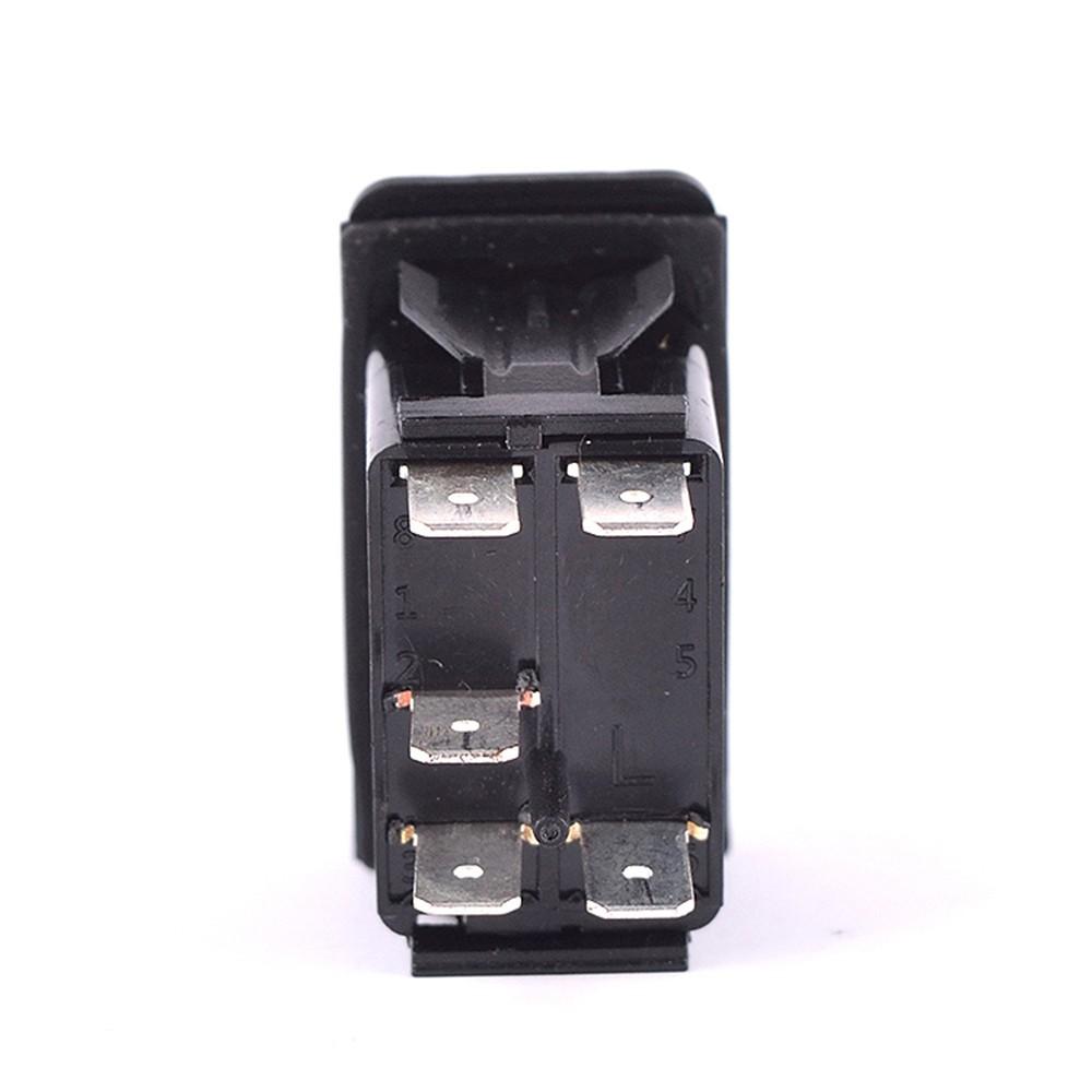 Iztoss Laser Blue Rocker Switch Led Light Bar 20a 12v On Goospery Iphone 7 Plus Hybrid Dream Bumper Case Coral S012 1 2