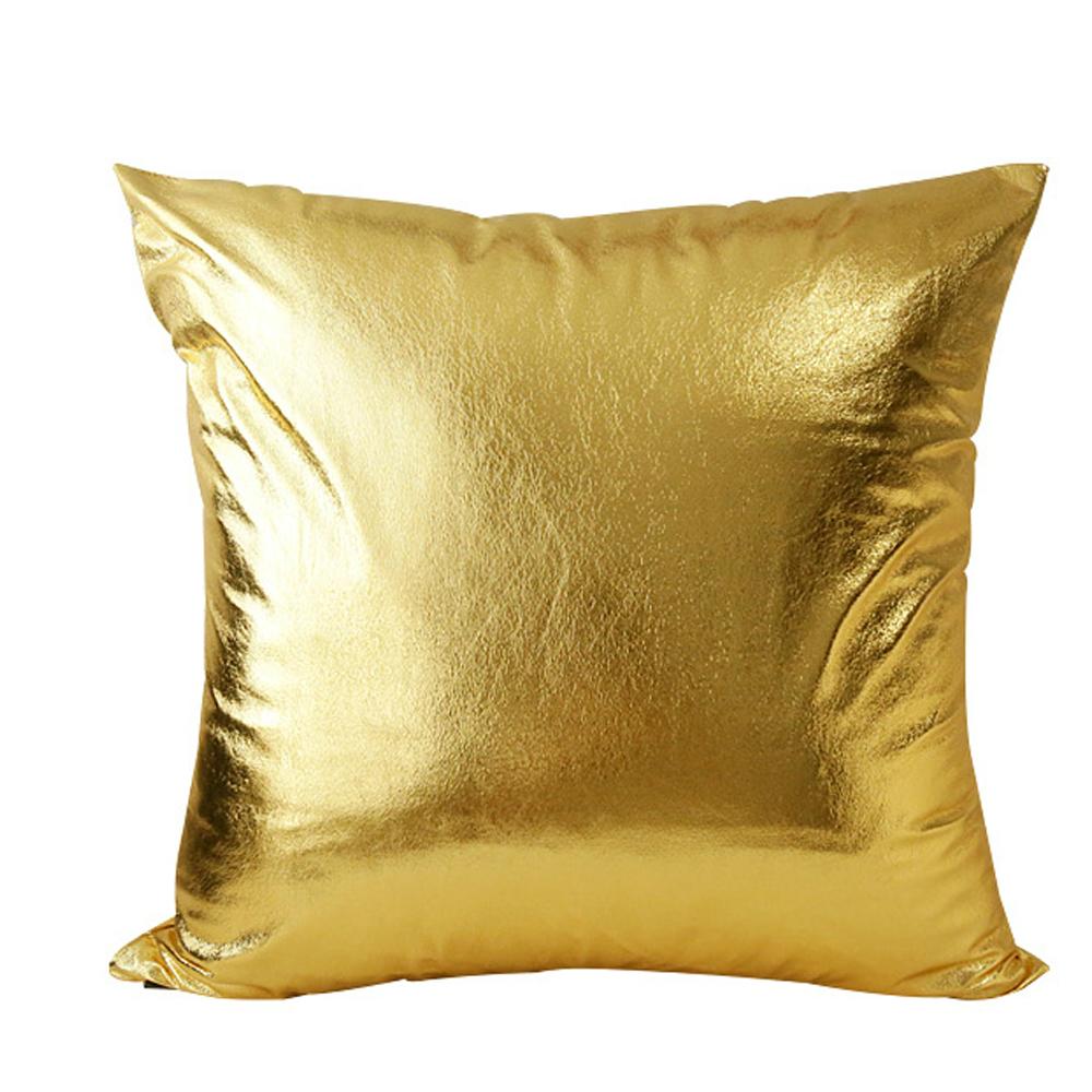 Online Get Cheap Gold Throw Pillows Aliexpresscom