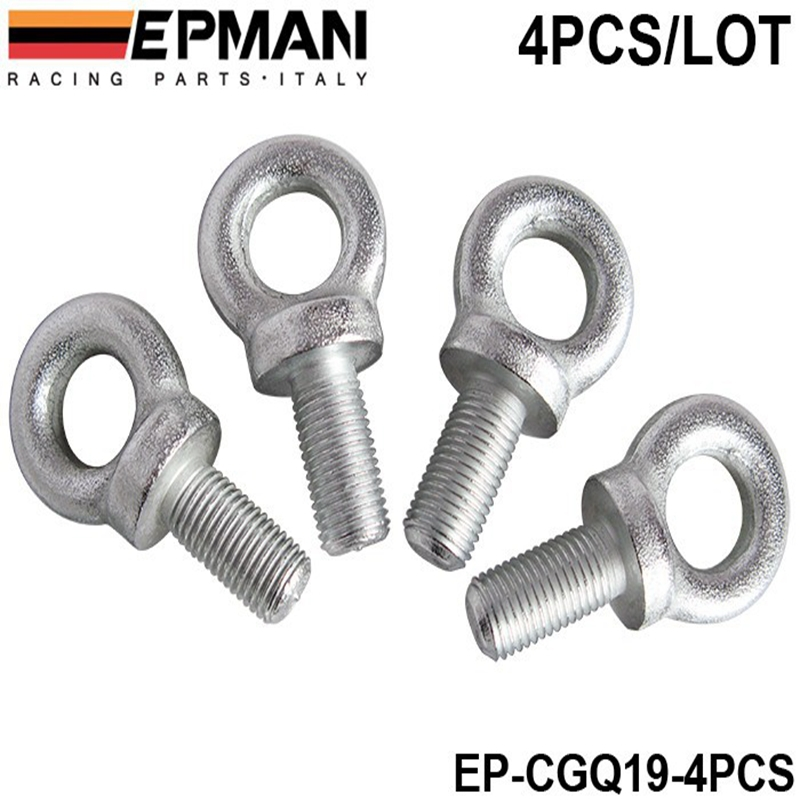 EPMAN Competition Harness Eye Bolt size:7/16 Set Of