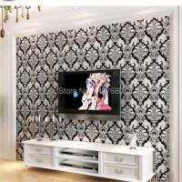 Popular Metallic Wallpaper Modern-Buy Cheap Metallic ...