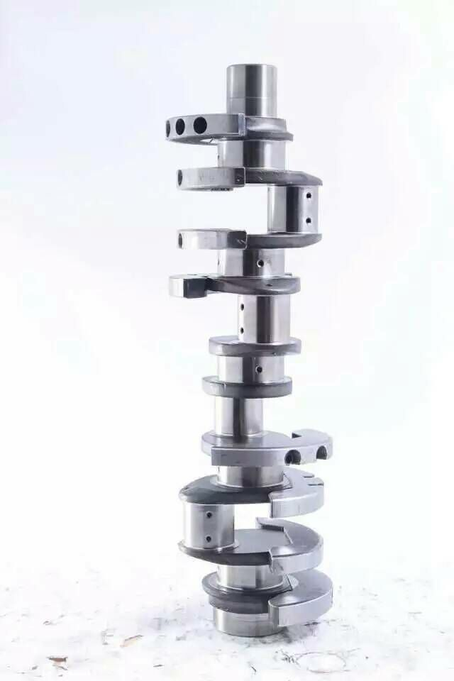 Forged Steel Crankshaft for Mitsubishi 4D30 4D31 4D31