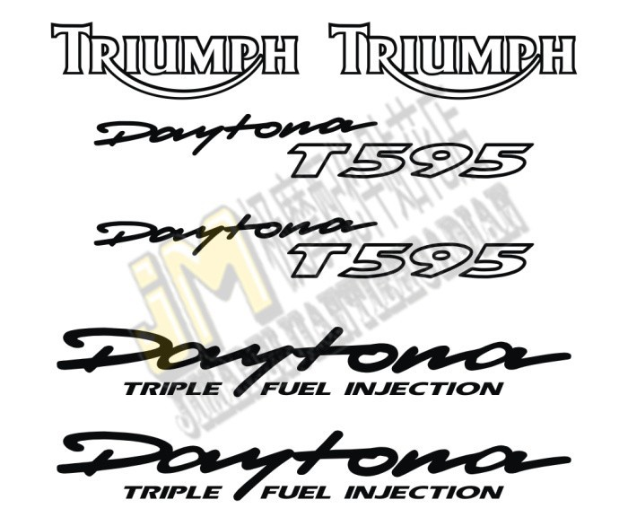 Popular Triumph Daytona Decals-Buy Cheap Triumph Daytona