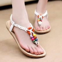 2015 Summer Flat Sandals Women