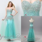 Long Sparkly Prom Dresses Lace