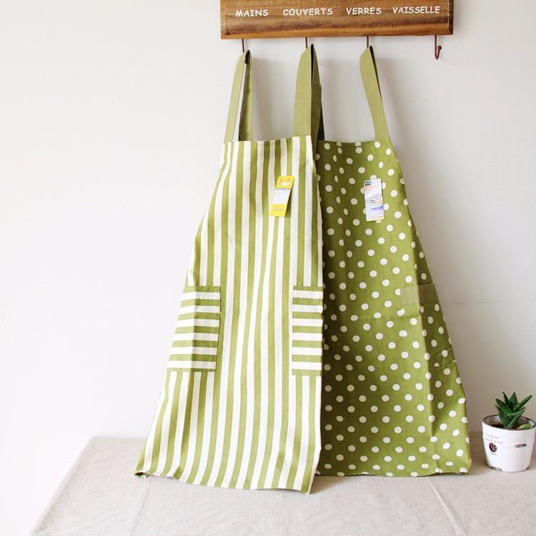 ᗛPoliéster/algodón delantal de cocina impreso unisex cocina ...