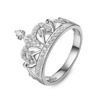 Crown Shaped Ring Promotion-Shop for Promotional Crown ...