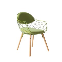 Ikea Casual Chairs Hanging Chair Wayfair Personalized Promotional Minimalist Modern Scandinavian Wire Dining Cushion ...