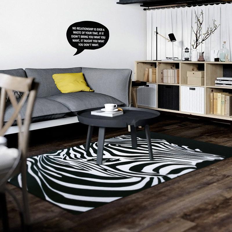 Online kopen Wholesale Moderne zebra kleed uit China
