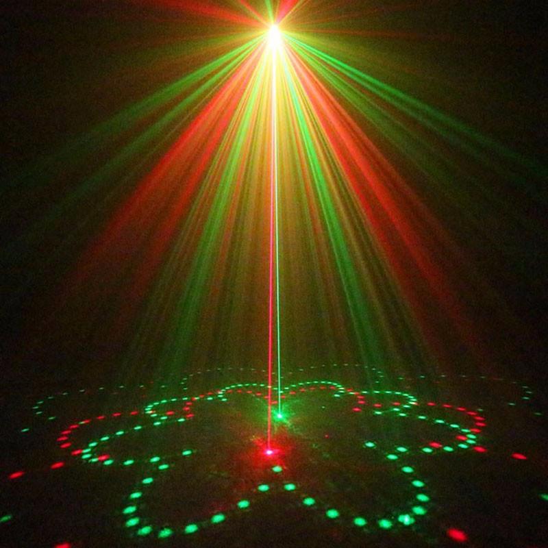 Weihnachten Sterne laser licht dusche 24 Muster projektor wirkung ...