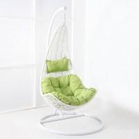 Rocking chairs indoor hanging basket chair wicker outdoor ...