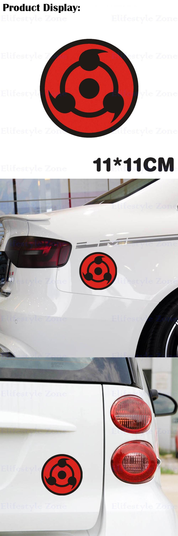 10 X Naruto Uchiha Sasuke Car Body Stickers Decal For Toyota Bg 20a Mcb Miniature Circuit Breaker Departments Diy At Bq Aeproduct