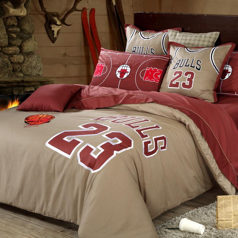 Michael Jordan Bed Covers