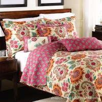 2015 new arrival 100% cotton American country style quilt