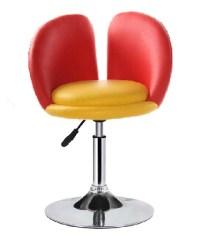 Simple bar stool bar chair lifting swivel chair new makeup ...