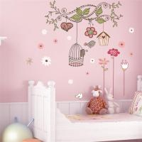 peel and stick wall decals pvc wall stickers baby room ...