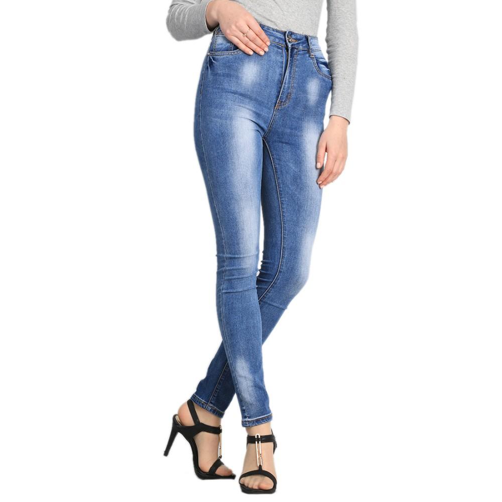 Skinny Jeans Femme Lâche Jeans Femmes Taille Haute Jeans Femme Stretch  Femmes Pantalon Denim Femmes de Jeans Plus La Taille 30 W217 fe7b880d338a