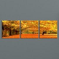Canvas 3 Piece Wall Art - Elitflat