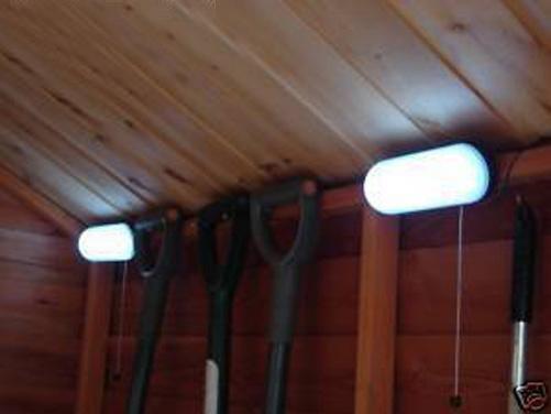 Battery Powered Led Garden Lights