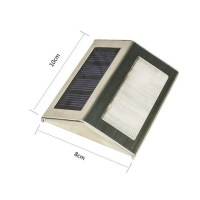 Outdoor Solar LED Staircase /Step Light for Stairways ...
