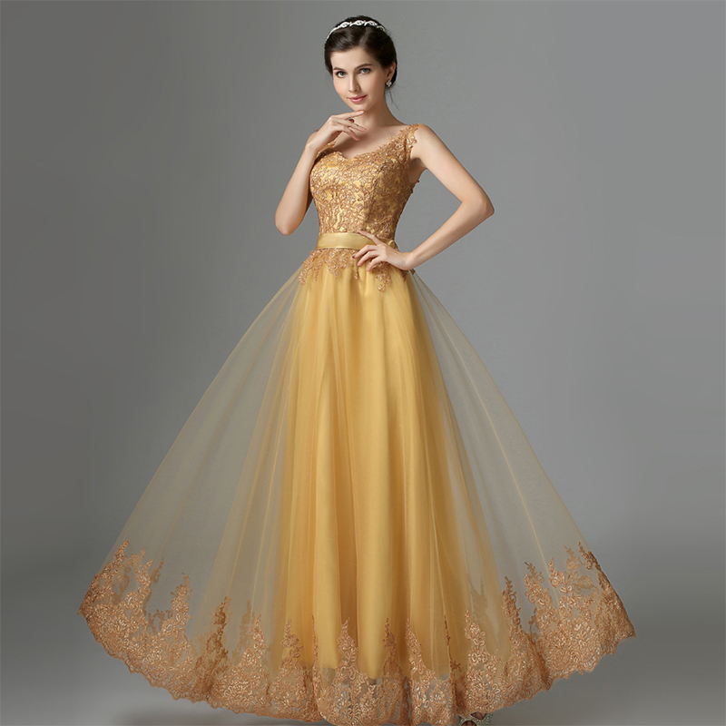 Lace Formal Gown Promotion