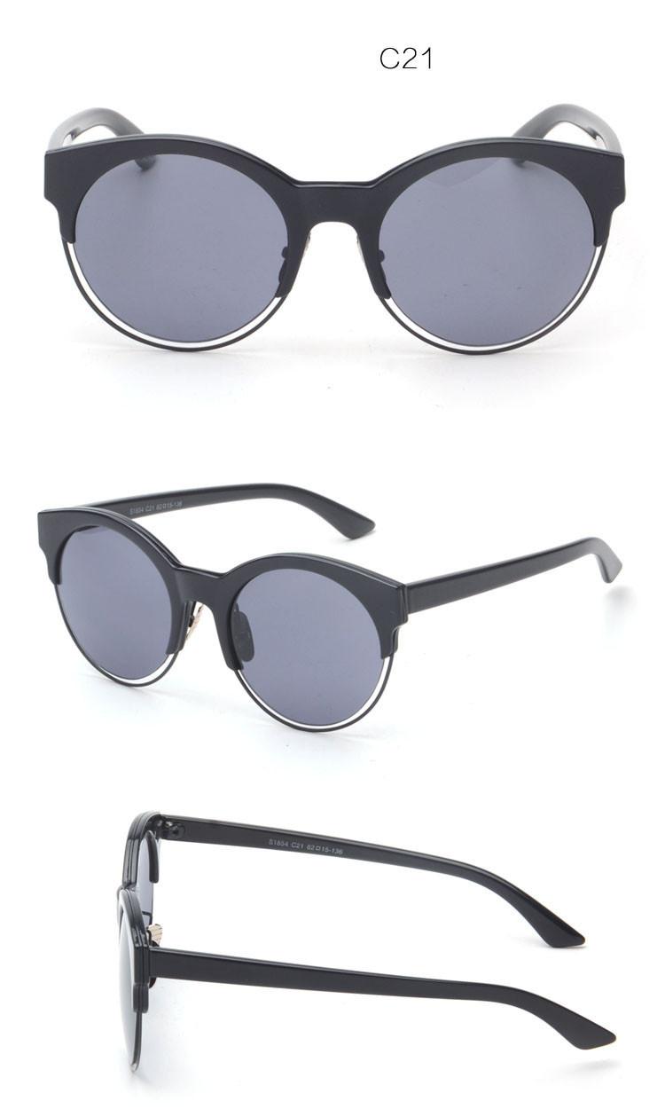 9a5f59e0db045 ... Mulheres Dos Homens de Moda 23072 Óculos De Sol Estilo EuropeuUSD  9.34 piece. 2500332743 1344152070 Black Silver-2500335634 1344152070 ...