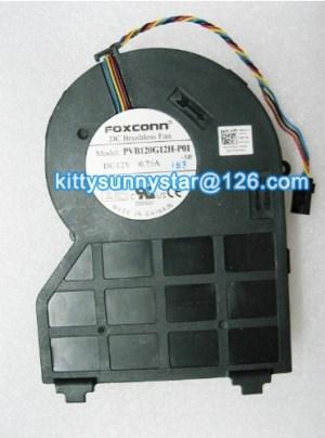 Foxconn PVB120G12H P01 J50GH A00 12V 075 4Wire For