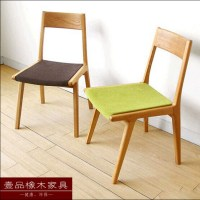Nordic furniture/simple Japanese style oak solid wood ...