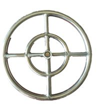 12 INCHES 304 Stainless Steel Propane Fire pit Ring Burner ...