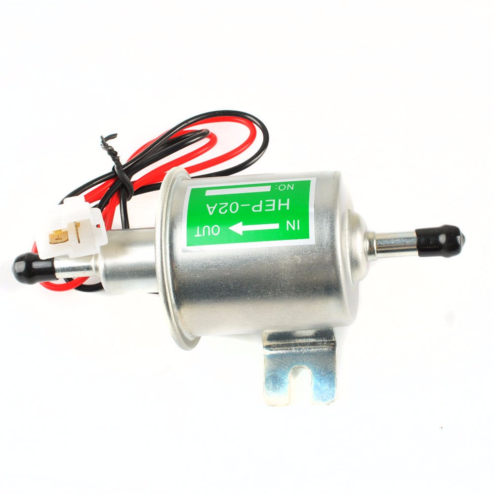 12v Hep 02a Electric Fuel Pump For Motorcycle Low Installation Instructions Return Policy If You Receive Defective Item Doa On Arrival Please Notify Us Within 7 Days Returning Instruction Of Replacement
