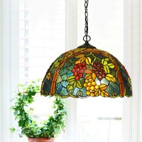 Concept Stained Glass Hanging Lamp Designs Lighting Design ...